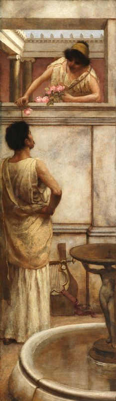 16. John William Godward, 1861-1922