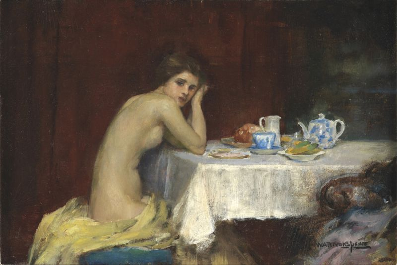 10. William Arthur Breakspeare, 1855-1914