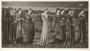 2. After Sir Edward Coley Burne-Jones (1833-1898)