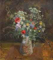 33. Wildflowers in a Jug