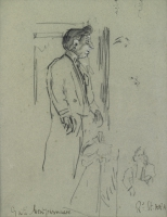 87. Walter Richard Sickert, RA, PRBA, NEAC, ARE 1860-1942