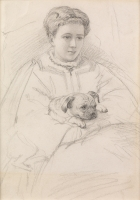102. Attributed to George Howard, 9th Earl of Carlisle, 1843-1911